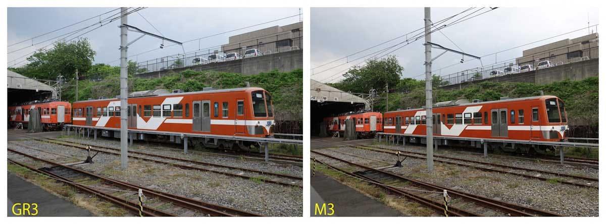 流山線の電車