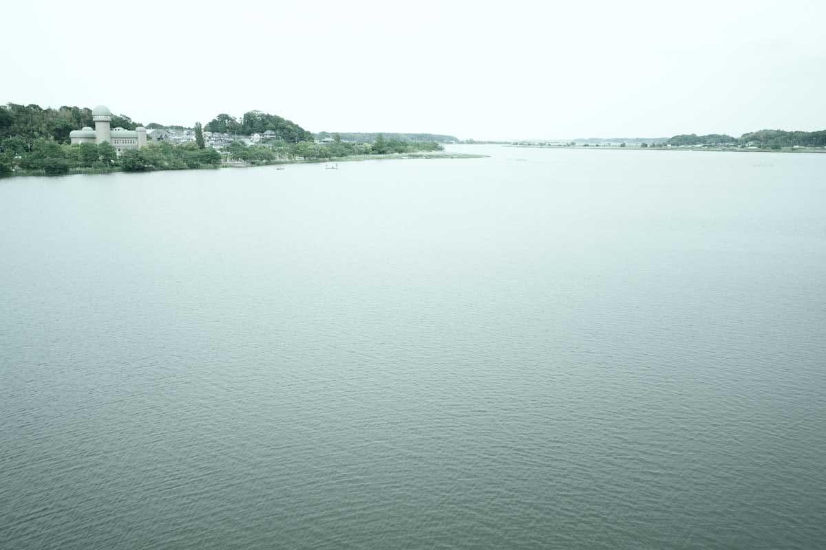 手賀沼の景色
