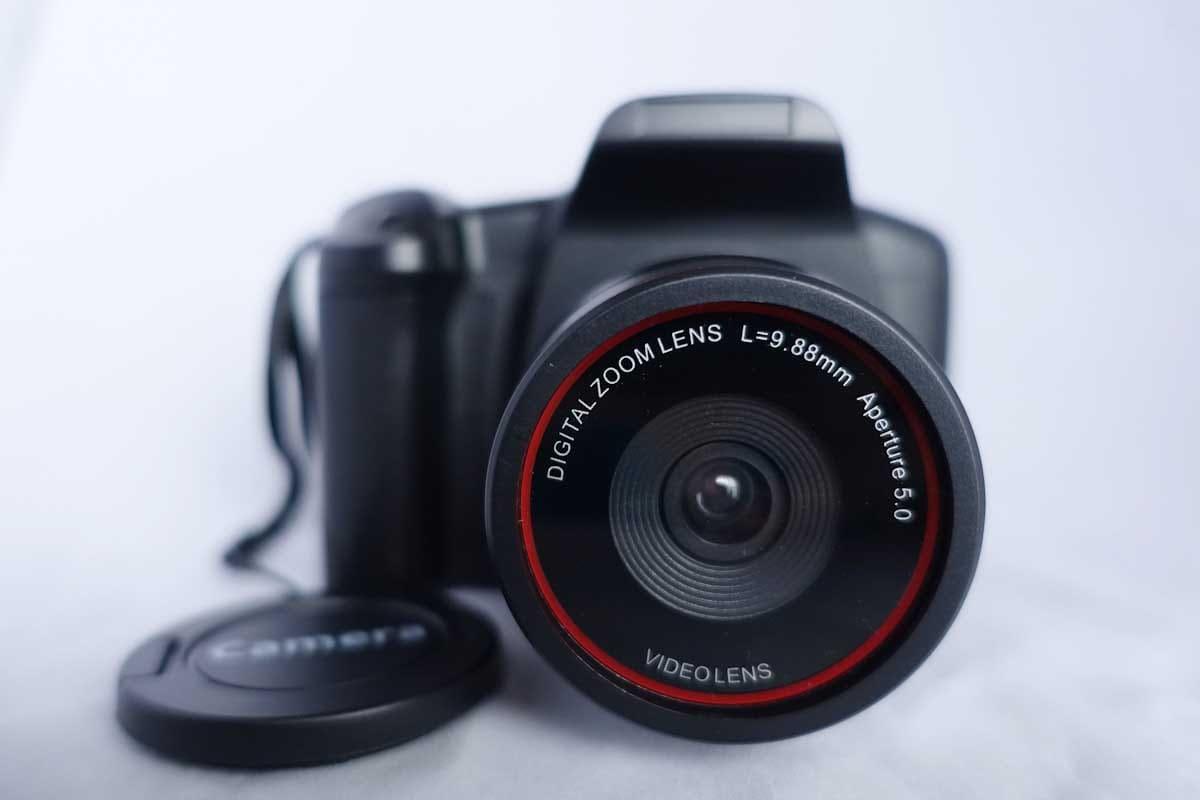 輸入カメラ