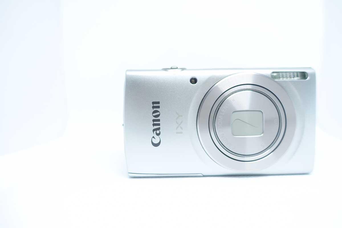 CANON IXY200のデジカメ