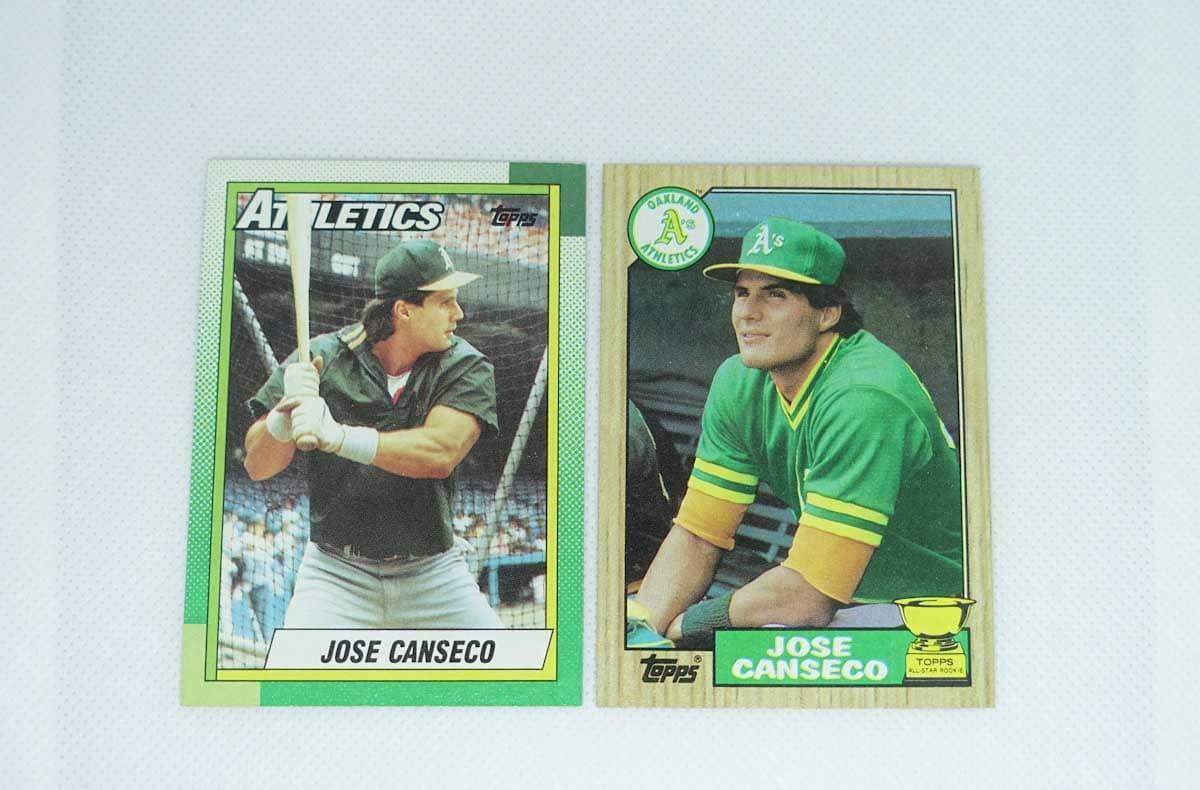 ホセ・カンセコのカード